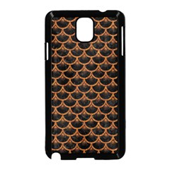 Scales3 Black Marble & Rusted Metal (r) Samsung Galaxy Note 3 Neo Hardshell Case (black) by trendistuff