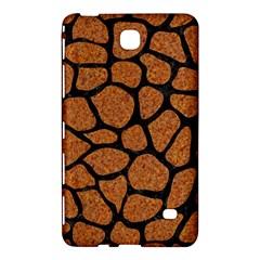 Skin1 Black Marble & Rusted Metal (r) Samsung Galaxy Tab 4 (8 ) Hardshell Case  by trendistuff