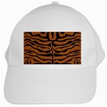 SKIN2 BLACK MARBLE & RUSTED METAL White Cap