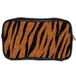 SKIN3 BLACK MARBLE & RUSTED METAL Toiletries Bags 2-Side
