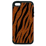 SKIN3 BLACK MARBLE & RUSTED METAL Apple iPhone 5 Hardshell Case (PC+Silicone)