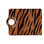 SKIN3 BLACK MARBLE & RUSTED METAL Kindle Fire HD (2013) Flip 360 Case