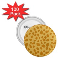 Autumn Animal Print 2 1 75  Buttons (100 Pack)  by tarastyle