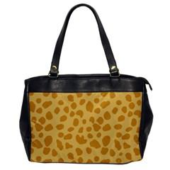 Autumn Animal Print 2 Office Handbags by tarastyle