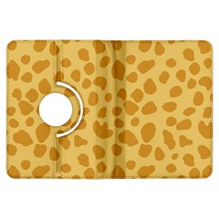 Autumn Animal Print 2 Kindle Fire Hdx Flip 360 Case by tarastyle