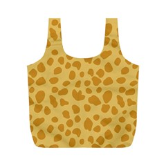 Autumn Animal Print 2 Full Print Recycle Bags (m)  by tarastyle