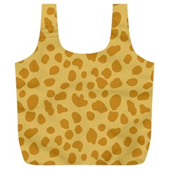 Autumn Animal Print 2 Full Print Recycle Bags (l)  by tarastyle