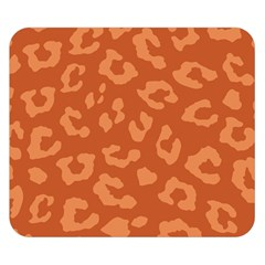 Autumn Animal Print 3 Double Sided Flano Blanket (small)  by tarastyle