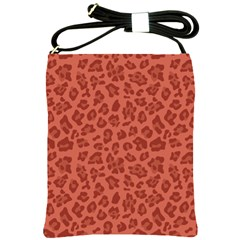 Autumn Animal Print 4 Shoulder Sling Bags by tarastyle