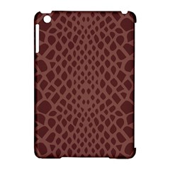 Autumn Animal Print 5 Apple Ipad Mini Hardshell Case (compatible With Smart Cover) by tarastyle