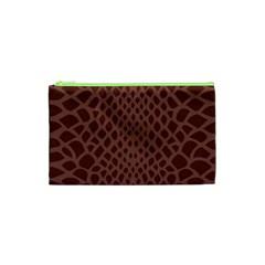 Autumn Animal Print 5 Cosmetic Bag (xs) by tarastyle