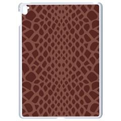 Autumn Animal Print 5 Apple Ipad Pro 9 7   White Seamless Case by tarastyle