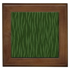 Autumn Animal Print 7 Framed Tiles by tarastyle