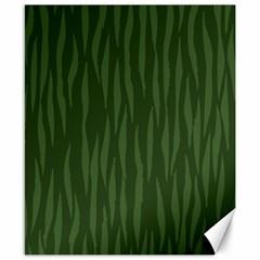 Autumn Animal Print 7 Canvas 8  X 10  by tarastyle
