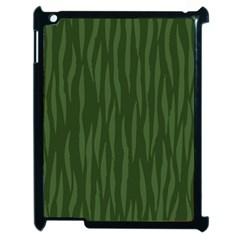 Autumn Animal Print 7 Apple Ipad 2 Case (black) by tarastyle