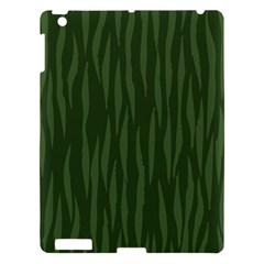 Autumn Animal Print 7 Apple Ipad 3/4 Hardshell Case by tarastyle