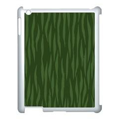 Autumn Animal Print 7 Apple Ipad 3/4 Case (white) by tarastyle