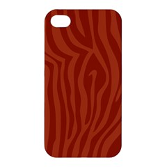 Autumn Animal Print 8 Apple Iphone 4/4s Premium Hardshell Case by tarastyle