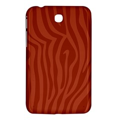 Autumn Animal Print 8 Samsung Galaxy Tab 3 (7 ) P3200 Hardshell Case  by tarastyle