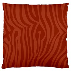 Autumn Animal Print 8 Standard Flano Cushion Case (two Sides) by tarastyle