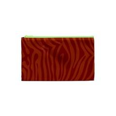 Autumn Animal Print 8 Cosmetic Bag (xs) by tarastyle