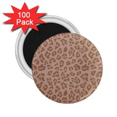 Autumn Animal Print 9 2 25  Magnets (100 Pack)  by tarastyle
