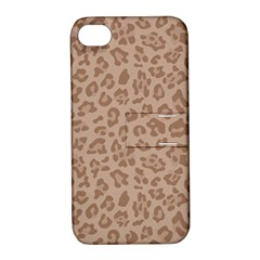 Autumn Animal Print 9 Apple Iphone 4/4s Hardshell Case With Stand by tarastyle