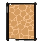 Autumn Animal Print 10 Apple iPad 3/4 Case (Black)