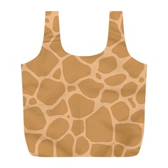 Autumn Animal Print 10 Full Print Recycle Bags (l)  by tarastyle