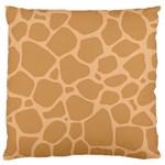 Autumn Animal Print 10 Standard Flano Cushion Case (Two Sides)