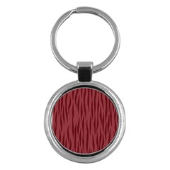 Autumn Animal Print 12 Key Chains (round)  by tarastyle
