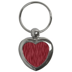 Autumn Animal Print 12 Key Chains (heart)  by tarastyle