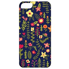 Cute Doodle Flowers 1 Apple Iphone 5 Classic Hardshell Case by tarastyle