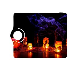 Awaiting Halloween Night Kindle Fire Hdx 8 9  Flip 360 Case by gothicandhalloweenstore