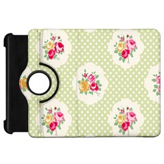 Green Shabby Chic Kindle Fire Hd 7  by 8fugoso