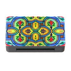 L ooera In Lyrical Abstraction Memory Card Reader With Cf by DeneWestUK
