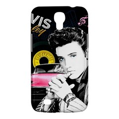 Elvis Presley Collage Samsung Galaxy Mega 6 3  I9200 Hardshell Case by Valentinaart