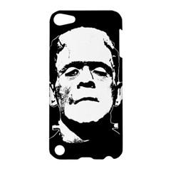 Frankenstein s Monster Halloween Apple Ipod Touch 5 Hardshell Case by Valentinaart