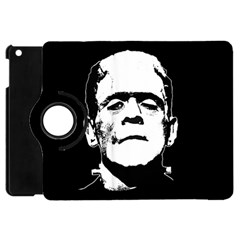 Frankenstein s Monster Halloween Apple Ipad Mini Flip 360 Case by Valentinaart