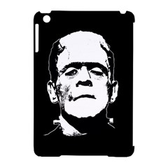 Frankenstein s Monster Halloween Apple Ipad Mini Hardshell Case (compatible With Smart Cover) by Valentinaart
