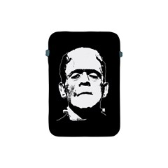 Frankenstein s Monster Halloween Apple Ipad Mini Protective Soft Cases by Valentinaart