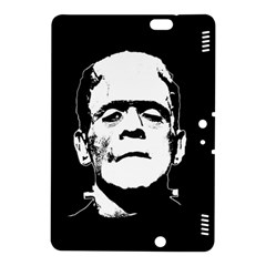 Frankenstein s Monster Halloween Kindle Fire Hdx 8 9  Hardshell Case by Valentinaart