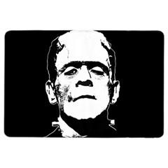 Frankenstein s Monster Halloween Ipad Air 2 Flip by Valentinaart