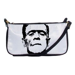 Frankenstein s Monster Halloween Shoulder Clutch Bags by Valentinaart