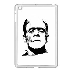 Frankenstein s Monster Halloween Apple Ipad Mini Case (white) by Valentinaart