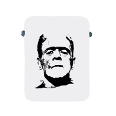 Frankenstein s Monster Halloween Apple Ipad 2/3/4 Protective Soft Cases by Valentinaart