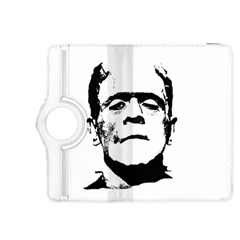 Frankenstein s Monster Halloween Kindle Fire Hdx 8 9  Flip 360 Case by Valentinaart