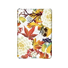 Autumn Flowers Pattern 3 Ipad Mini 2 Hardshell Cases by tarastyle