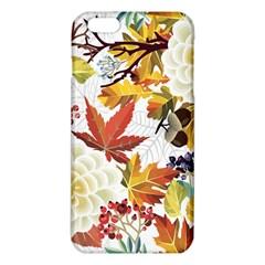 Autumn Flowers Pattern 3 Iphone 6 Plus/6s Plus Tpu Case by tarastyle