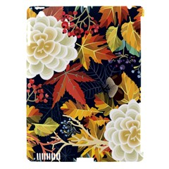 Autumn Flowers Pattern 4 Apple Ipad 3/4 Hardshell Case (compatible With Smart Cover) by tarastyle